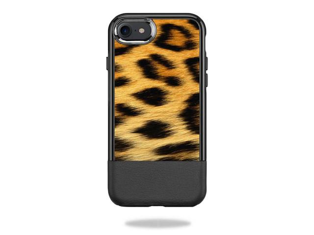 Skin Decal Wrap for OtterBox Statement iPhone 7/7s Case sticker Cheetah