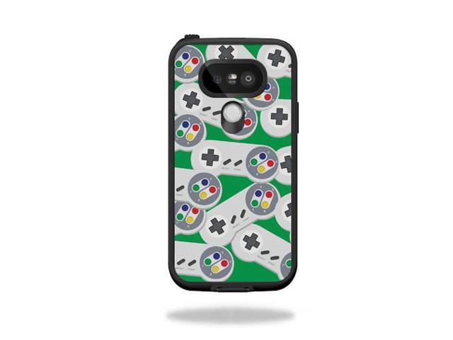 Skin Decal Wrap for LifeProof LG G5 Case fre wrap cover Retro Controllers 1