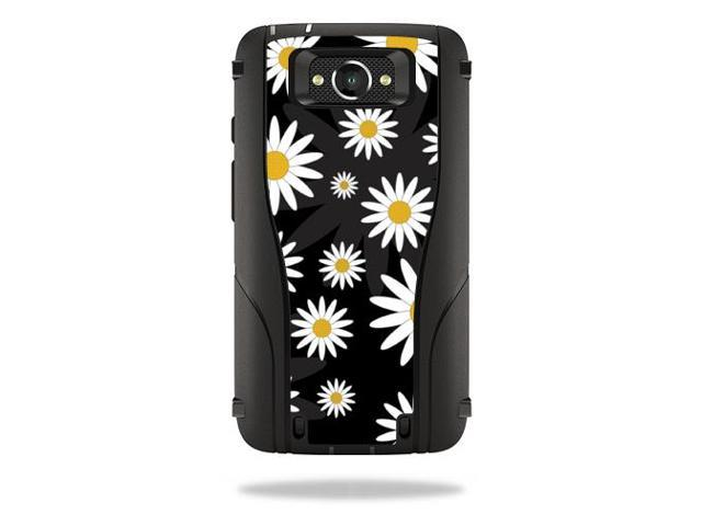 Skin Decal Wrap for Otterbox Defender Droid Turbo Case Case Daisies