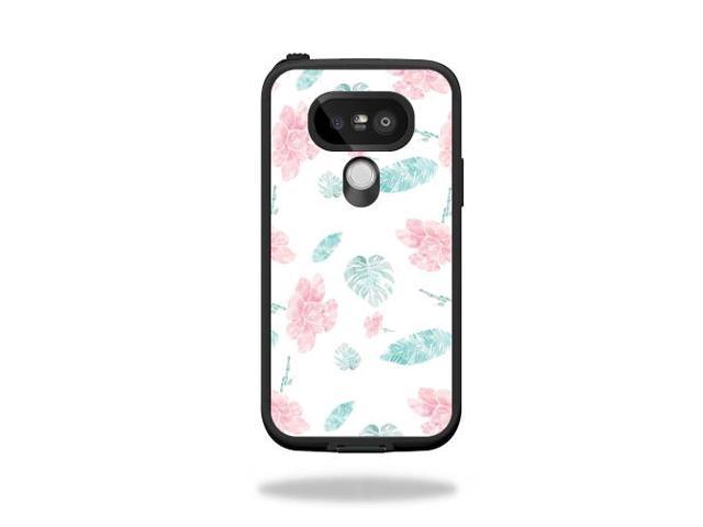 Skin Decal Wrap for LifeProof LG G5 Case fre wrap cover Paper Flowers