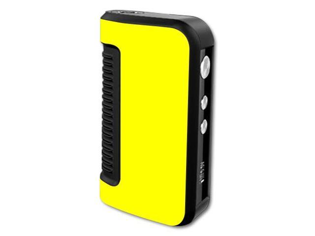 Skin Decal Wrap for Dovpo Guardian 1.5 150W mod vape Solid Yellow