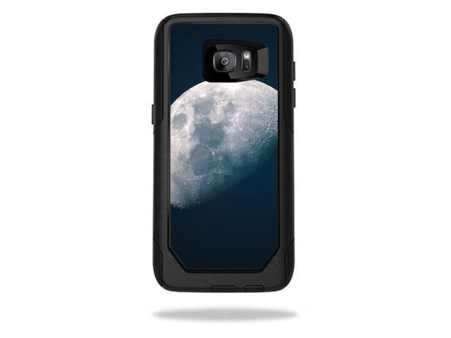 Skin Decal Wrap for OtterBox Commuter Samsung Galaxy S7 Edge Moon