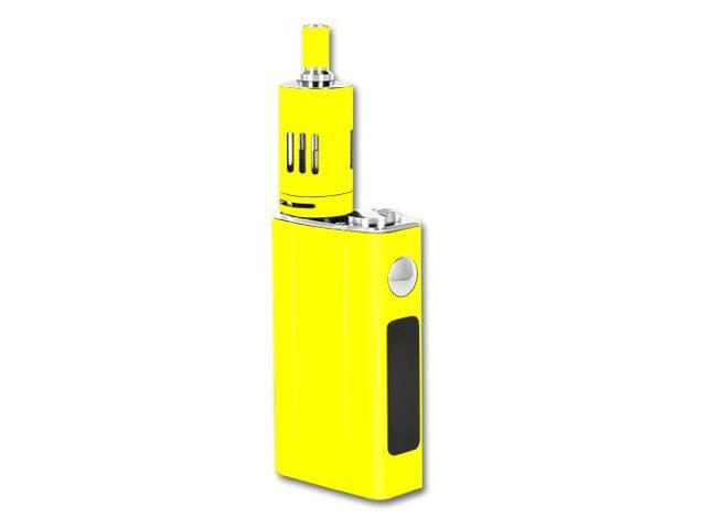 Skin Decal Wrap for JoyeTech eVic VT 60W Kit mod skins vape Solid Yellow