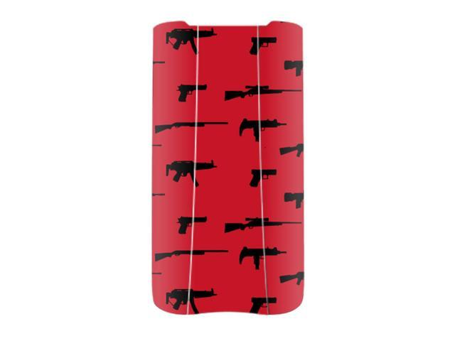 Skin Decal Wrap for Parrot BEBOP 2 Battery cover sticker Guns