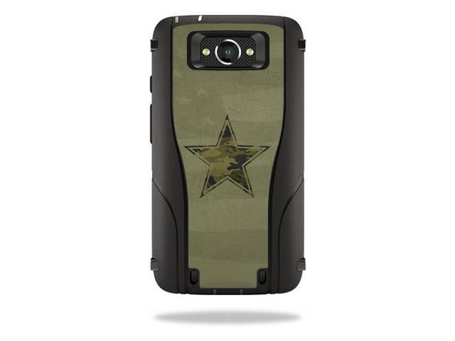 Skin Decal Wrap for Otterbox Defender Droid Turbo Case Case Army Star