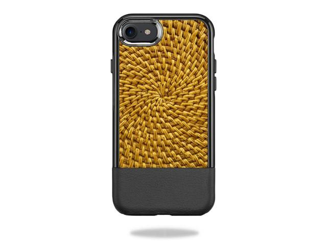 Skin Decal Wrap for OtterBox Statement iPhone 7/7s Case sticker Circle Weave