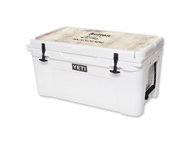 Skin Decal Wrap for YETI Tundra 65 qt Cooler Lid sticker Key To Success