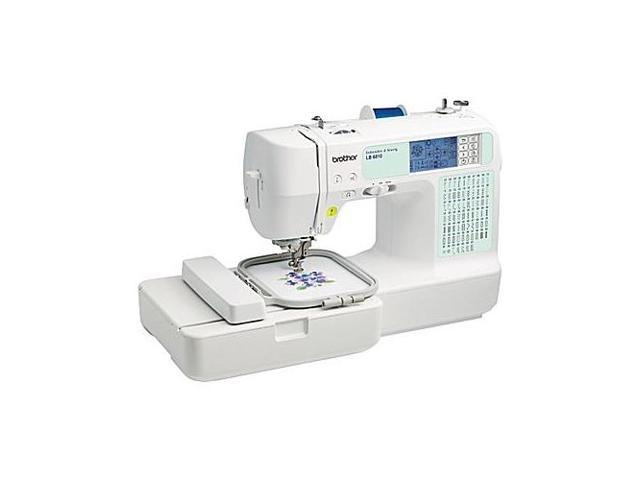 BROTHER COMPUTERIZED & EMBROIDERY SEWING MACHINE (LB6810)