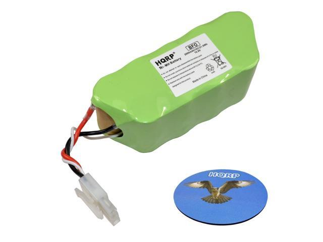 HQRP Battery for Shark XBT1106N SV1110 SV1106N SV1110N SV11O6N SV116N  Freestyle Navigator Cordless Stick Vacuum +