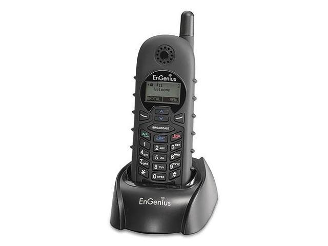 EnGenius DuraFon 1X-HC Long Range Cordless Phone Handset