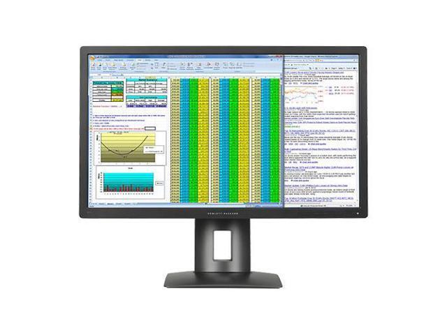 HP Z27q Monitor J3G14A8 27 Inch Monitor