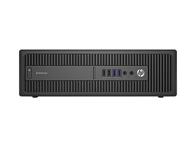 Hewlett Packard Y4Z82UT-ABA EliteDesk 800 G2 Small Form Factor PC