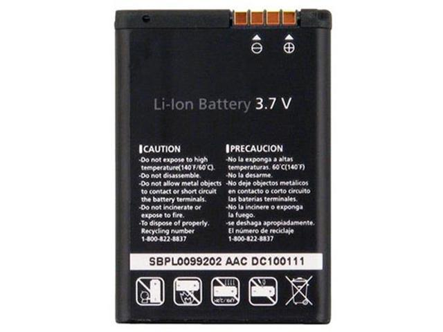 Replacement Battery LGIP-520NV For  LG Phone Models Lithium Ion 3.7v