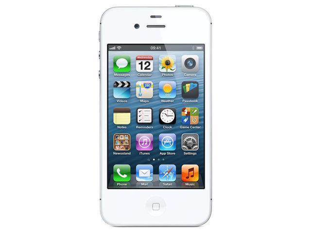 Apple iPhone 4 16GB Unlocked White