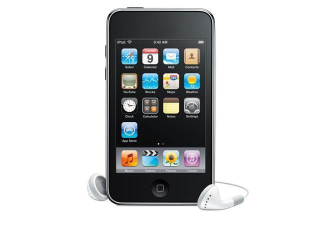 Apple - iPod touch 16GB - 4th Gen (Black) ME178LL/A