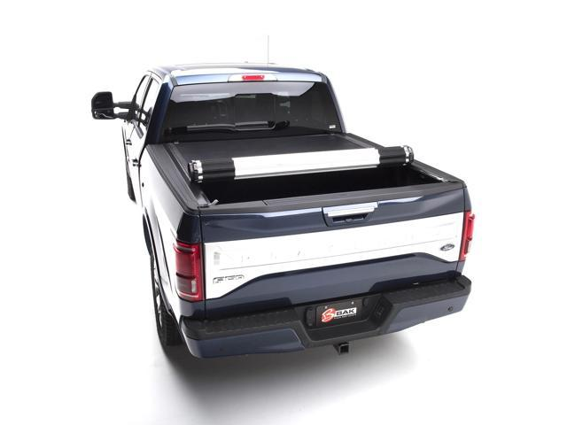 BAK Industries 39203 Revolver X2; Hard Folding Truck Bed Cover