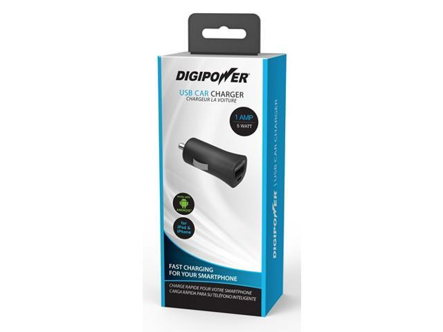 DigiPower IP-PC1 Black Cell Phone - Chargers & Cables