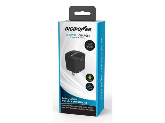 DigiPower IP-AC1 Black Cell Phone - Chargers & Cables