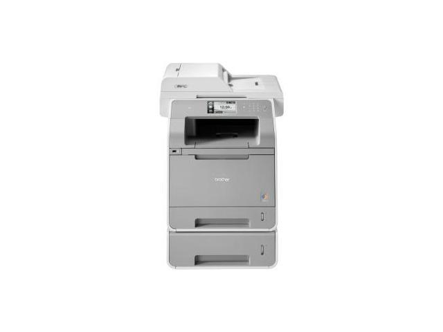 Brother MFC-L9550CDW Up to 32 ppm Wireless 802.11b/g/n Color All-in-One Laser Printer