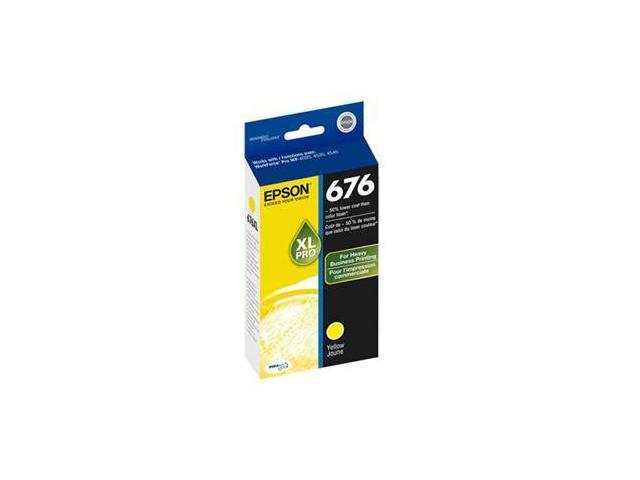 676XL DuraBrite Ultra Yellow