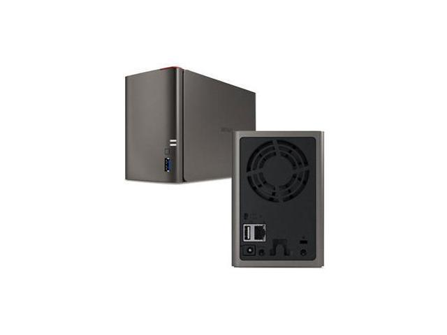 LinkStation 441e Diskless RAID