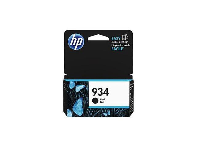 HP 934 Ink Cartridge - Black