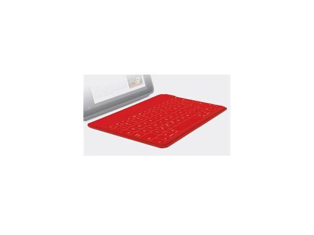 Logitech Keys to Go Port Portable Keyboard for Apple iPad Air 2 Red 920-006722
