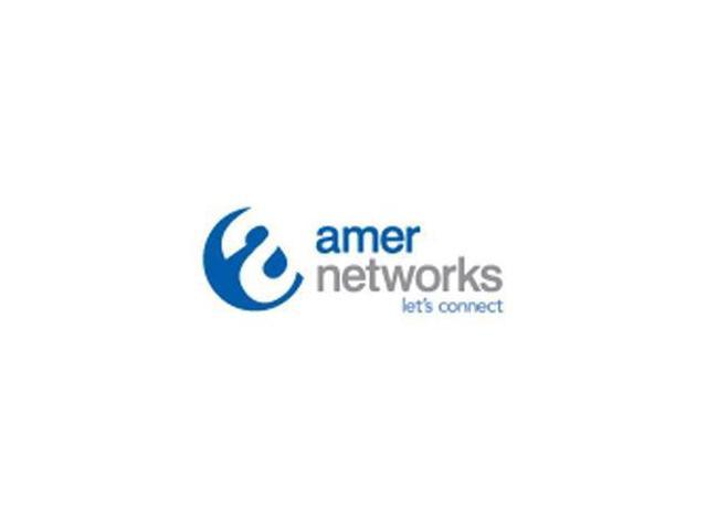 Amer Networks 1000Base-T to 1000Base-LX Sing