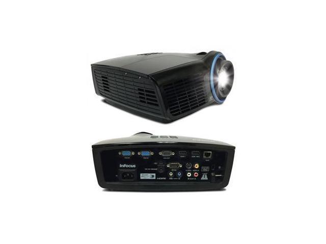 InFocus IN3138HDa 3D Ready DLP Projector - 1080p - HDTV - 16:9