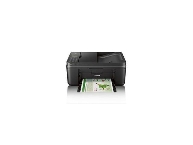 Canon PIXMA MX492 4800 x 1200 dpi USB/Wireless All-In-One Inkjet Printer; Black