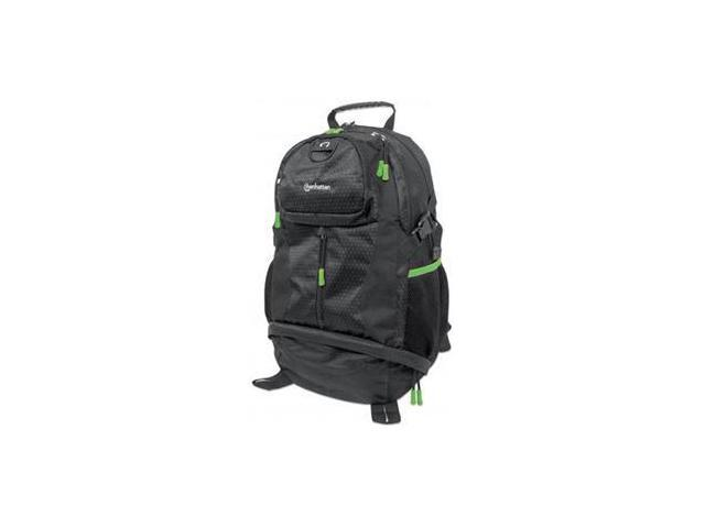 Manhattan Trekpack 439749 Carrying Case (Backpack) for 17
