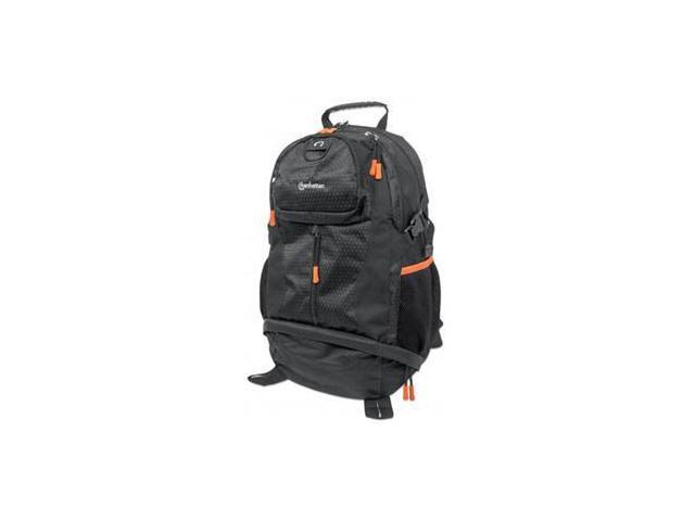 Manhattan Trekpack 439763 Carrying Case (Backpack) for 17