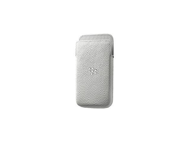 BlackBerry White Solid Cell Phone - Cases & Covers                                  BlackBerry Classic
