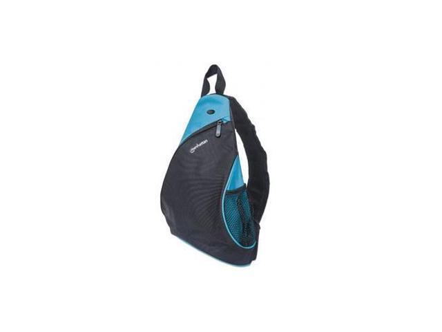 MH Dashpack Black Blue