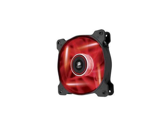 Corsair Air Series AF120 LED Red Quiet Edition High Airflow 120mm FanNEW