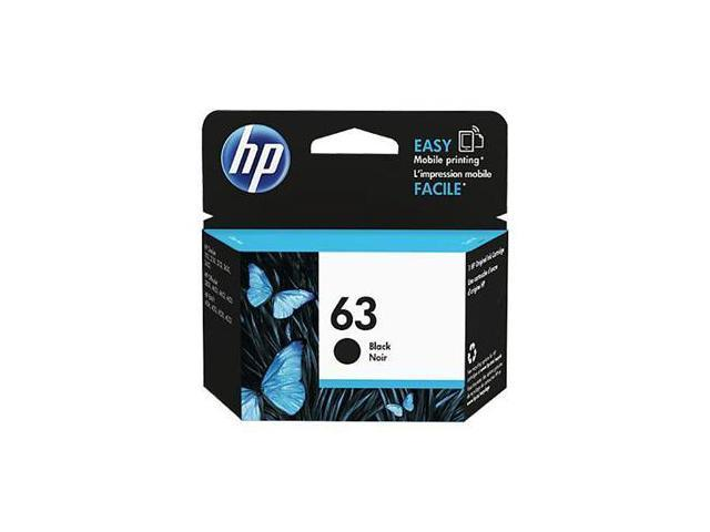 HP 63 Ink Cartridge - Black