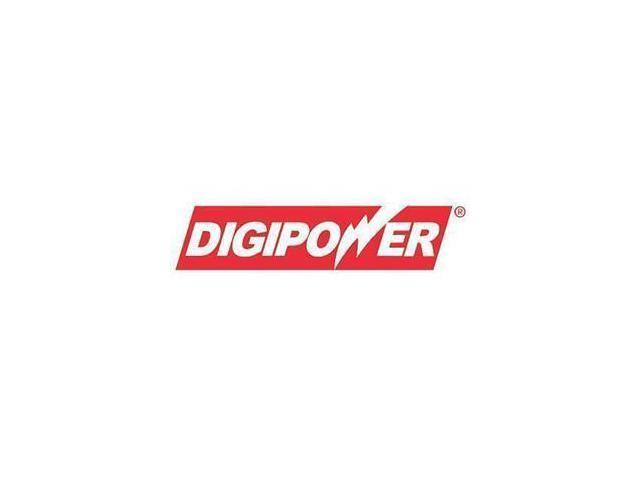 DigiPower IEC-ACP2U-WT White 2.1 Amp Dual USB Wall Charger