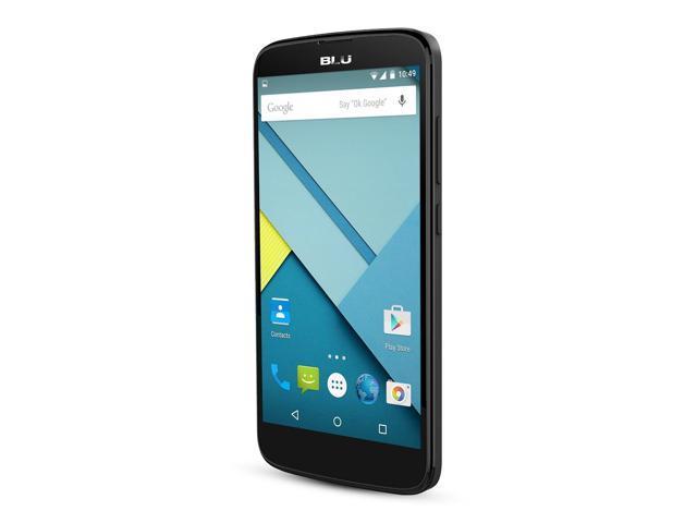 BLU Studio G Unlocked Android KitKat v44 Smartphone - Black