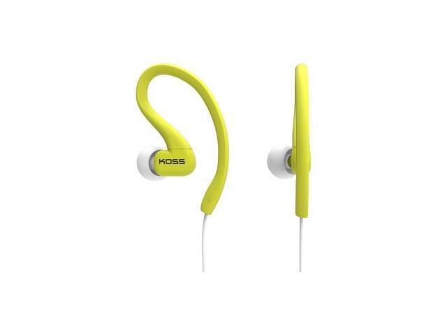 Koss KSC32L FIT CLIP LIME IN-EAR