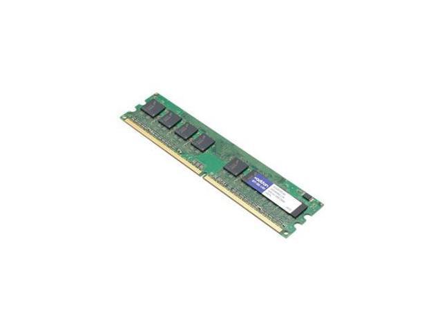 AddOn A1545335-AAK 2 GB (1 x 2 GB) - DDR2 SDRAM - 800 MHz DDR2-800/PC2-6400 - 1.80 V - Non-ECC - Unbuffered - 240-pin -