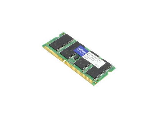 AddOn 8 GB (1 x 8 GB) - DDR3 SDRAM - 1333 MHz - 1.50 V - Non-ECC - Unbuffered - 204-pin - SoDIMM