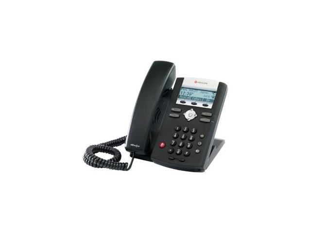Polycom SoundPoint IP 335 IP Phone - Cable - Desktop
