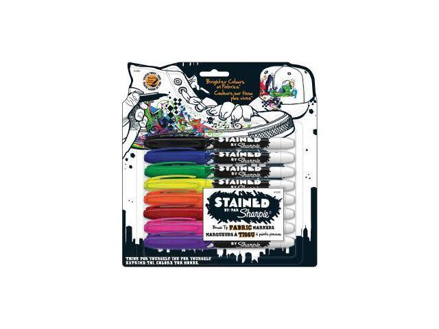 Sanford 8CD STAINED FABRIC MARKER CAN