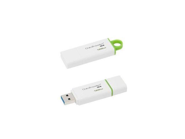 Kingston DataTraveler Generation 4 128GB USB 3.0 Green Flash Drive