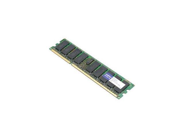 AddOn 4 GB (1 x 4 GB) - DDR3 SDRAM - 1600 MHz DDR3-1600/PC3-12800 - 1.50 V - ECC - Registered - 240-pin - DIMM