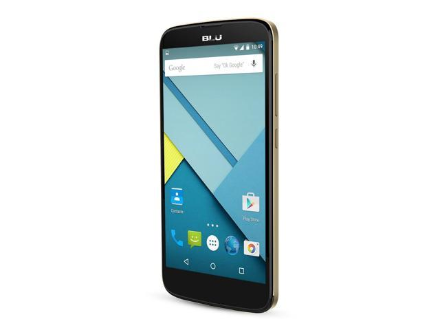 Blu Studio G GOLDD790U Dual SIM 3G 850/1700/1900 Unlocked Phone - Gold