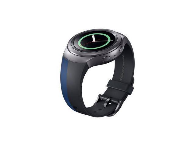 Samsung Gear S2 Mendini Band - Blue/Black