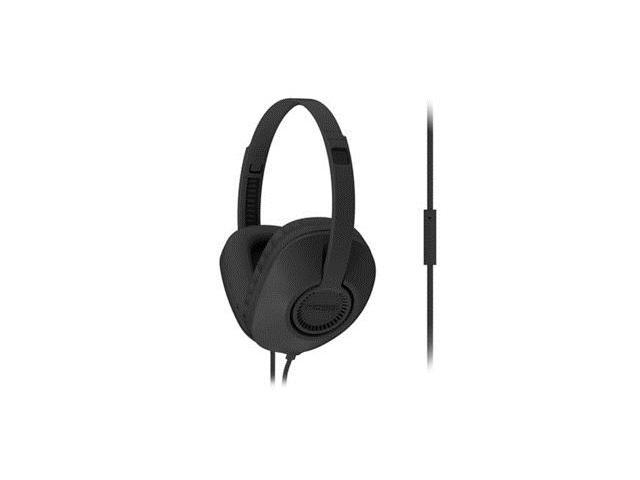 Koss UR23i Over-Ear Headphones with In-line Microphone - Black