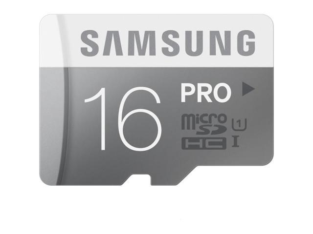 Samsung PRO 16 GB microSD
