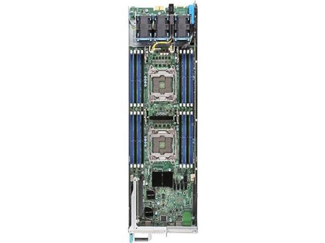 Intel HNS2600TP24R Barebone System Rack-mountable - Intel C612 Chipset - Socket R3 (LGA2011-3) - 2 x Processor Support